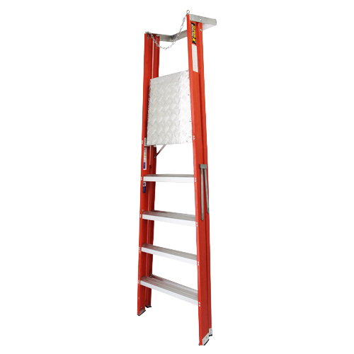 Fiberglass Platform Ladder(Big)